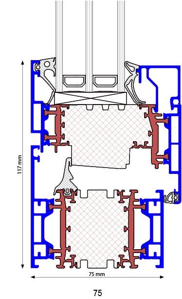 Profiltop Eco75