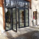 Altbaumontage Alu-Fenster in Amerang 1