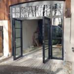 Altbaumontage Alu-Fenster in Amerang 2